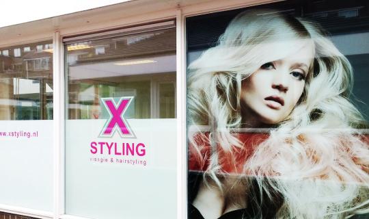 xstyling, X Styling, Anna Wojnarowska, kapper, Almere, Stedenwijk, Visagie, Hairstyling